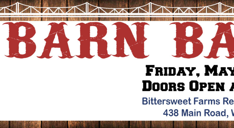 Barn Bash website banner
