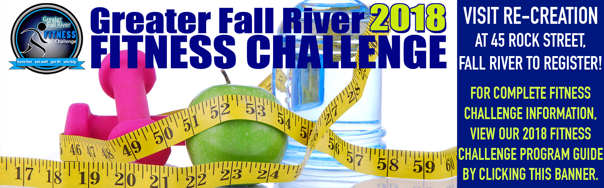 banner fitness challenge