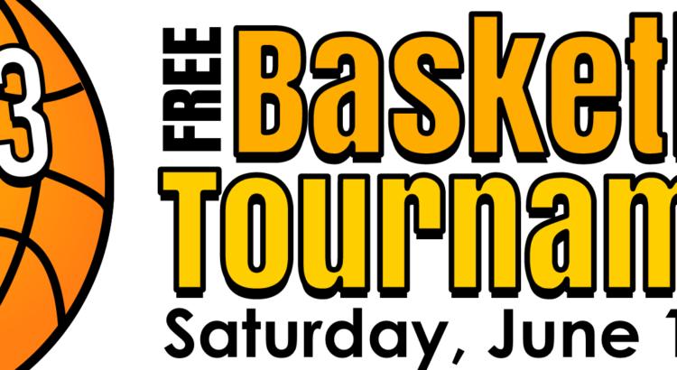 basketball tournament banner